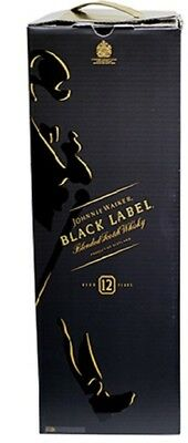 Johnnie Walker Black Label 3L with Cradle (VERY RARE)