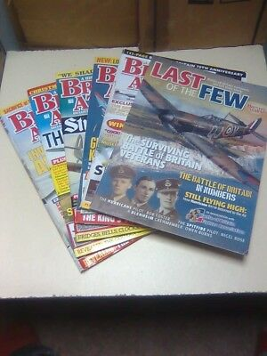 Britain at War Magazine -Various issues - Second Hand 39, 66, 71, 79, 80