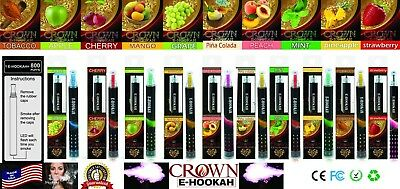 Hookah Disposable Pen Electronic Shisha USA MIX OR FAVORITE