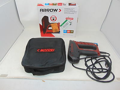 Arrow 6 in. Electric Stapler and Brad Nailer