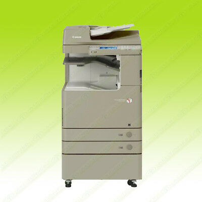 Canon ImageRunner Advance C2020 Color Tabloid Printer Copier Color Scanner 36K