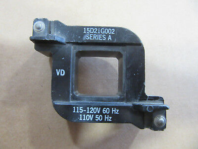 GE 15D21G002 Operating Coil 120V VGC!!! with Free Shipping