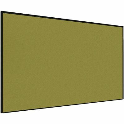 Stilford Professional Screen 1800 x 1250mm Black and Green