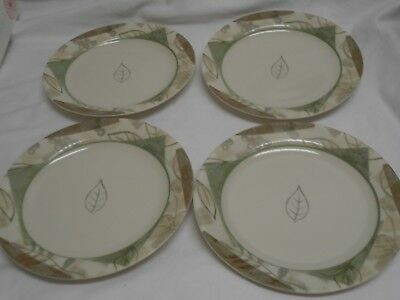 SET OF 5 vintage corelle corning ware soup bowls yellow/gold bands ...