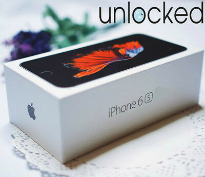 Apple iPhone 6S Space Gray 128GB (UNLOCKED) AT&T / T-Mobile / Verizon *NEW (W)*