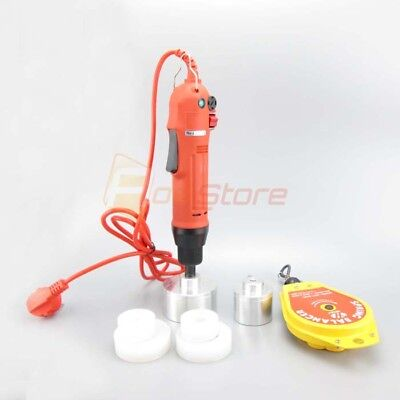 Hot Electric Handheld Bottle Capping Machine Cap Sealer Sealing Machine 220V