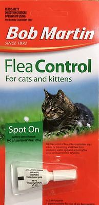 Bob Martin Spot On Flea Control for Cats and Kittens - Treatment for 3 months