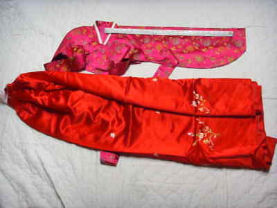 Size xs Women's Hanbok skirt,party dress, stage costume, suit,one piece,Girl