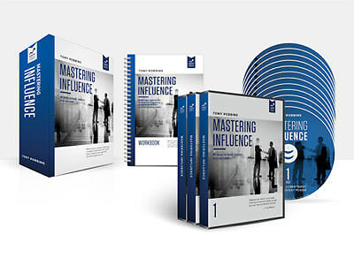 Tony Robbins Mastering Influence Audio MP3 download & workbook
