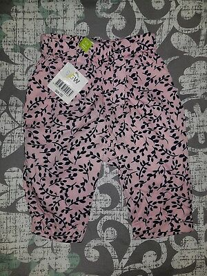 Baby Girls Dymples Pants Size 00 BNWT