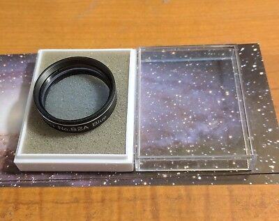 Orion Telescope Eyepiece Filter #82A Blue Made In Japan