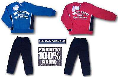 Campagnolo. Suit Winter for Child, Dynamic, 8Q12626. Jersey+Trousers