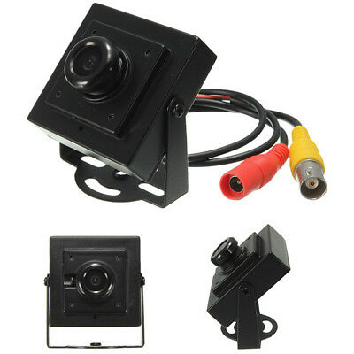 Mini HD 700TVL 1/3inch  MTV Board 170 Degree Wide Angle PAL CCTV Security Camera