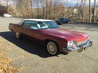 1973 Buick Electra  Buick Electra 1973