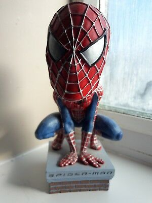 Spiderman headbobber - used but good condition