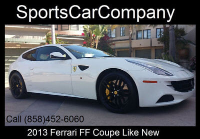 Ferrari FF 2dr Hatchback 2013 FERRARI FF COUPE LOW MILE ( JUST 7k+) SUPERB INSIDE & OUT CALL TODAY!