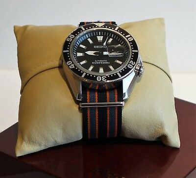 SEIKO STAR-GATE AIR DIVERS 200M with fitted YOBOKIES BEZEL ++ REDUCED TO  SELL++