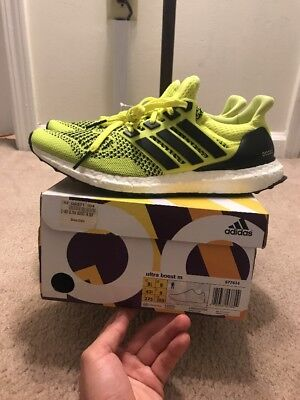 0dd745413ab ADIDAS ULTRA BOOST 1.0 Solar Yellow - S77414 NEW U.S 9.5 -  330.00 ...