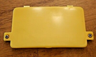 Fisher Price Tuff Stuff Cassette Tape Player Recorder Battery Cover Replacement