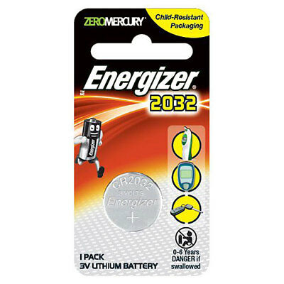 NEW Energizer Lithium ECR 2032 Battery