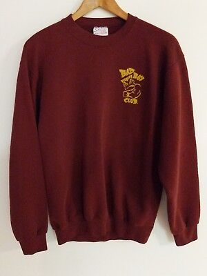 1980s Bad Boy Club sweatshirt (men's medium), vintage rare find