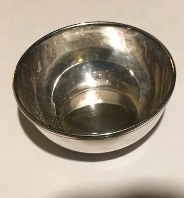 Mappin Silver Plate Bowl