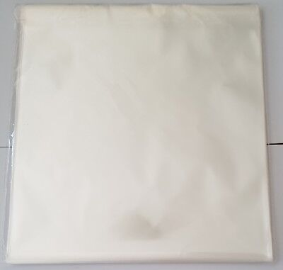 """25 x Record Outer Sleeves for Vinyl LP Records 12"""" Clear"""