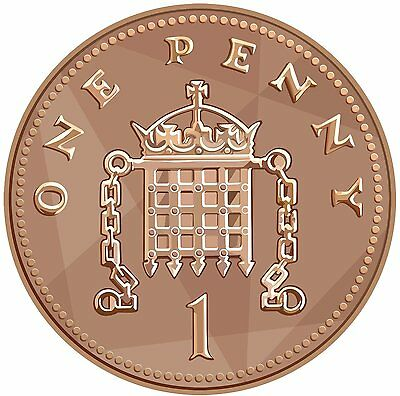 1971-2019 Uk Gb Decimal 1P One Pence Penny Coins - Select Dates From List