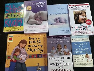 The Baby Whisperer (2) and 4 more books (6 books in Total)