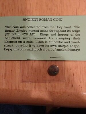 ANCIENT ROMAN Auth. RARE$ coin$; 27 BC - to 378 AD