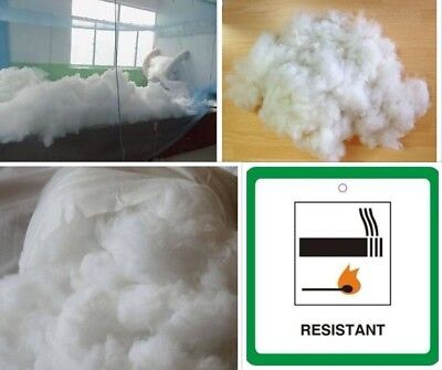 100.% Soft .polyester Fibre Filling - Toy Stuffing - Carded Hollow Fibre