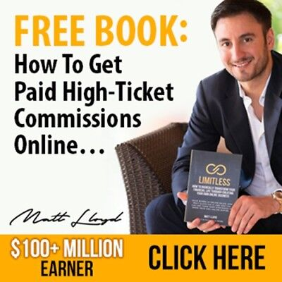 """Autopilot Digital Home Business(Proof Earnings)+Free Physical Book """"Limitless"""" ?"""