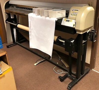 Mutoh Falcon 62  large format vinyl printer- non working