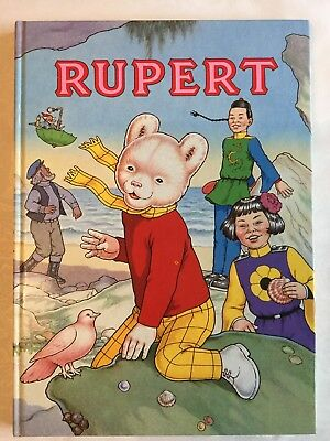 The Rupert Annual No 56 Rupert Bear Book 1991 - New & Unused