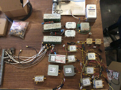 Large lot of microwave modules etc