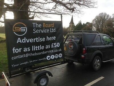 Advertising Trailer Business For Sale