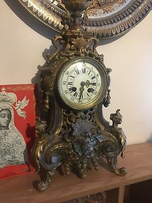 French Mental Clock