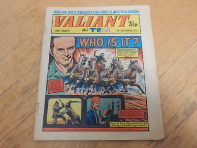 VALIANT And TV 21 Comic 15th September 1973