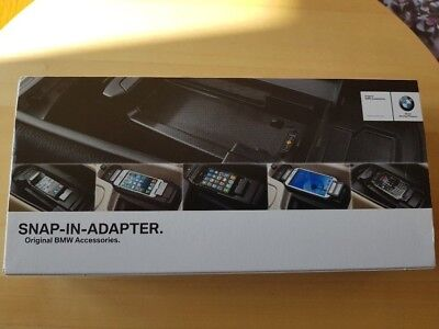 Genuine BMW Mini snap in adaptor for iPhone 5/5S/SE