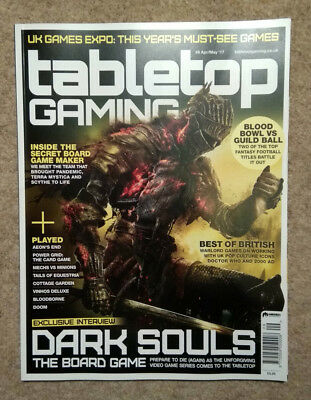 Tabletop Gaming magazine - Issue 9 (April/May 2017)