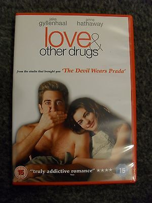 Love And Other Drugs (DVD, 2011) Jake Gyllenhaal Anne Hathaway