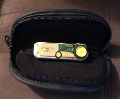 John Deere Collector Folding Pocket knife Franklin mint - New Condition