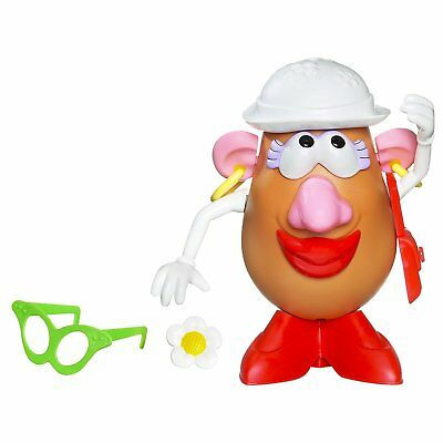 Disney Playskool Toy Story Mr Potato Head Classic Mrs. Potato Head 15 pieces Toy