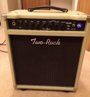 Two Rock Studio Pro 22 Combo Blonde