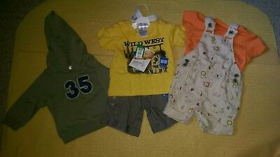 Bulk bundle baby boys 000 clothes _New_