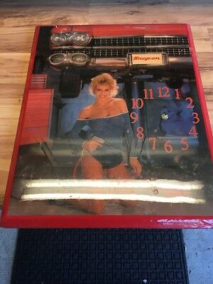 snap on vintage Clock Picture
