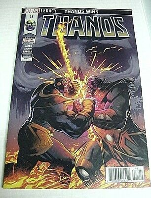 Thanos #18 Cosmic Ghost Rider Marvel Comics 1St Printing Sold Out! $3 Flat Ship!