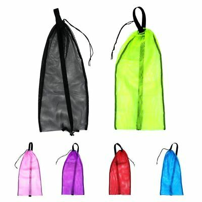 Mesh Bag for Scuba Diving Snorkel, Goggles, Mask, Regulator, Fins, Flippers