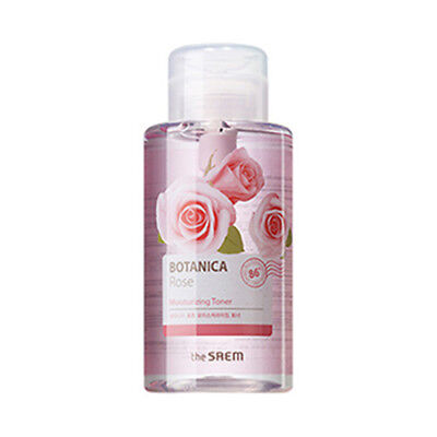 [THESAEM] Botanica Rose Moisturizing Toner - 400ml