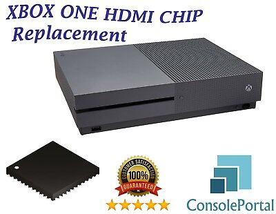 XBOX ONE HDMI chip controller replacement service Leeds